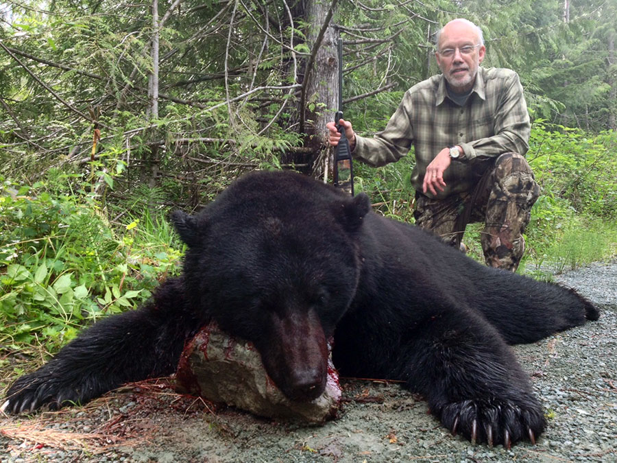 Coastal Black Bear Hunts