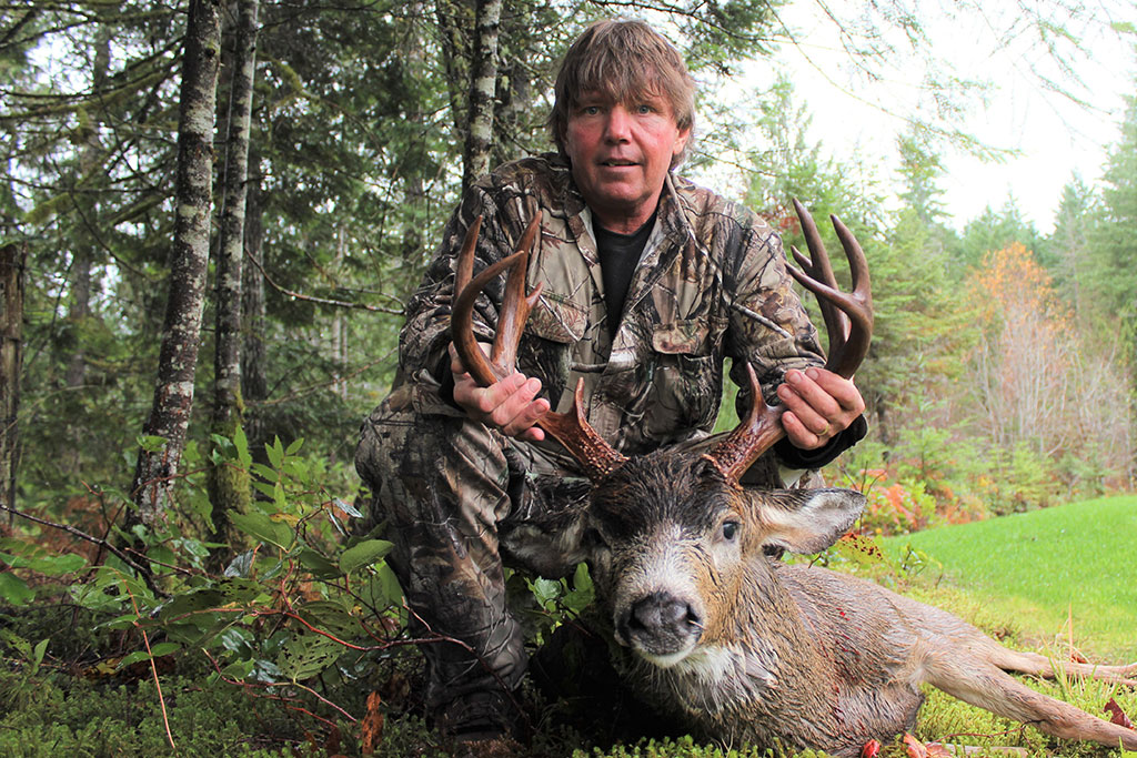 Vancouver Island Blacktail deer hunts